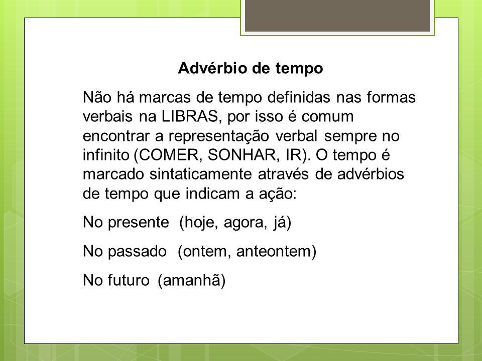 Tempo De Acreditar E Sonhar Ppt Carregar: LIBRAS é A Sigla Da Língua Brasileira De Sinais