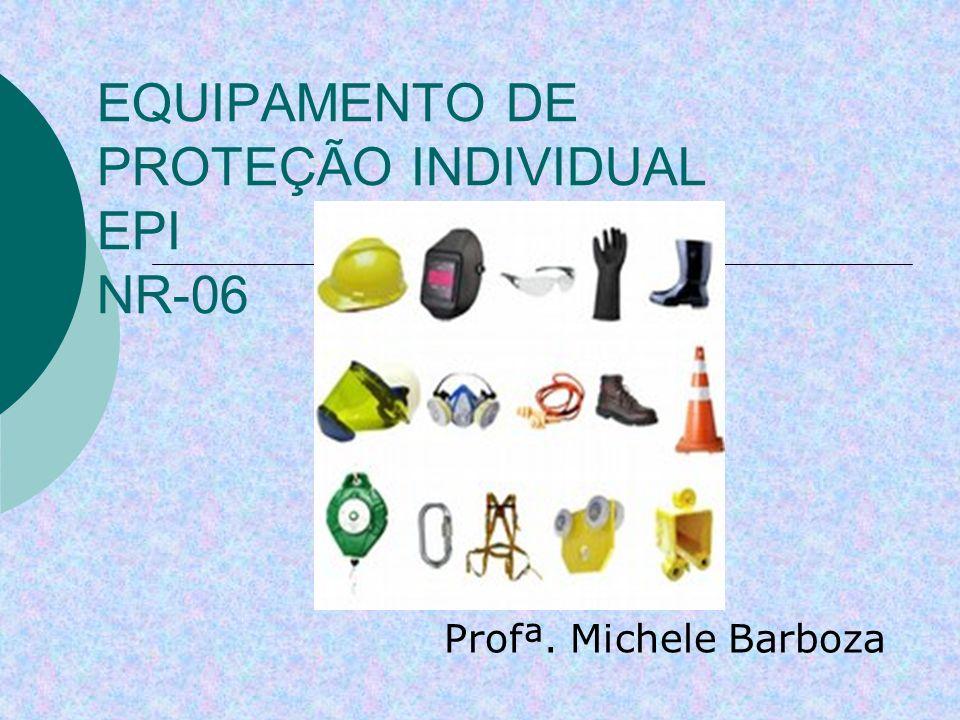 EQUIPAMENTO DE PROTEÇÃO INDIVIDUAL EPI NR ppt carregar 44e26090bb