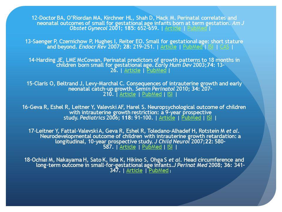 Idade gestacional simtrico e assimtrico ppt carregar 46 12 doctor fandeluxe Choice Image