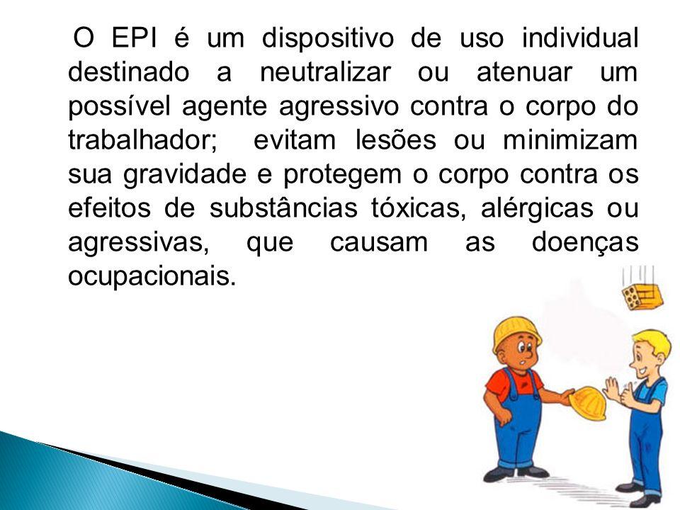 NR-6 (EPI – Equipamentos de Proteção Individual) - ppt video online ... fa36c9c8b9
