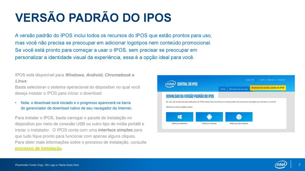 intel ipos download
