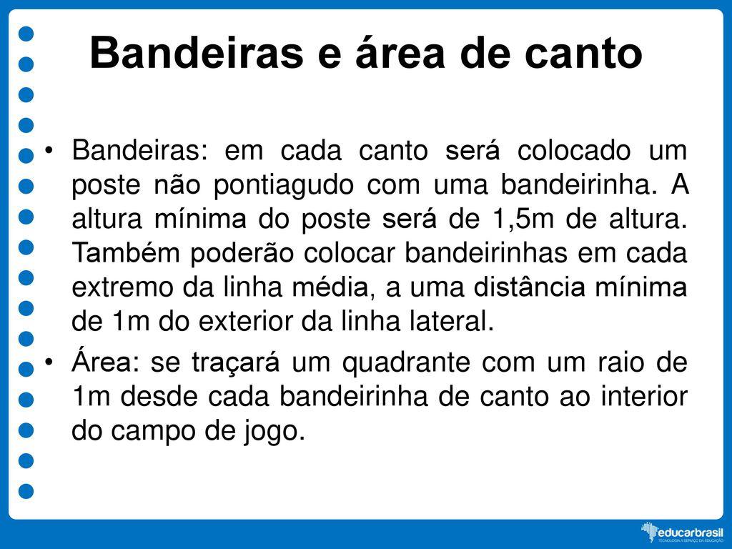 e03ec21e85 PRINCIPAIS REGRAS DO FUTEBOL DE CAMPO - ppt video online carregar
