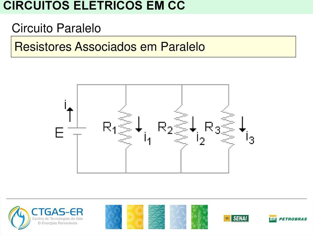 Circuito Paralelo : Circuitos elÉtricos em cc ppt carregar