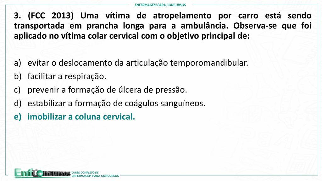 Urgência e Emergência Trauma. - ppt carregar b808efd82f