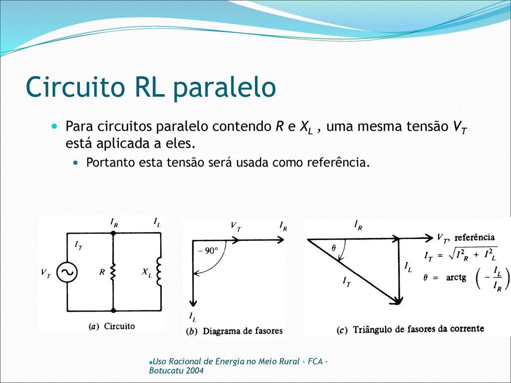 Circuito Lc : Paralelo circuito rlc paralelo electricidade sitapati