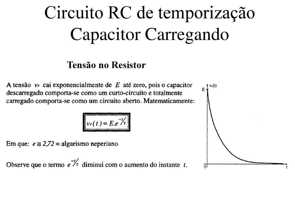 Circuito Aberto : Dispositivos reativos ppt video online carregar