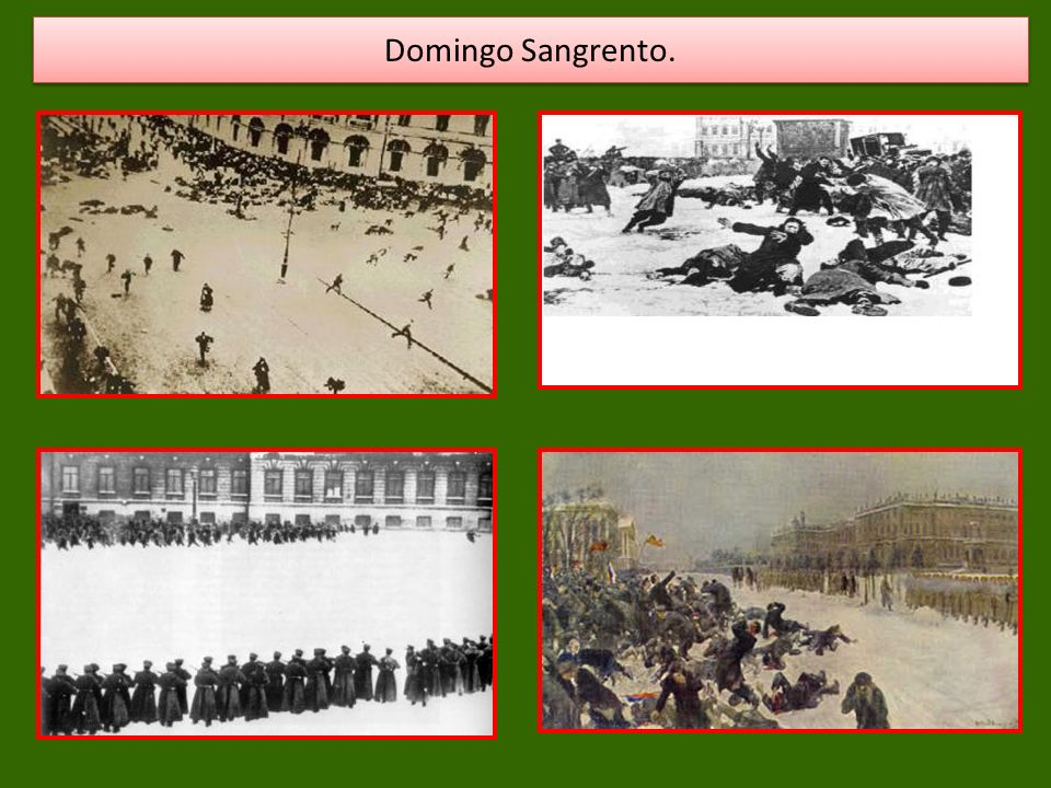 Domingo Sangrento.