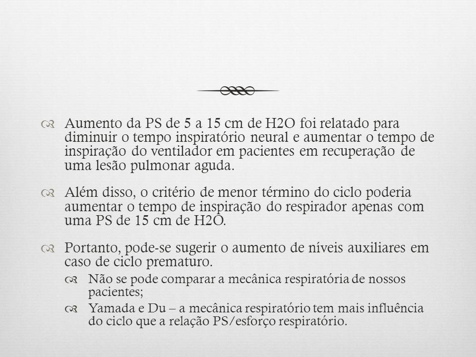 Otimização da sincronia paciente-ventilador durante ventilação - ppt ... 0e23a1f899