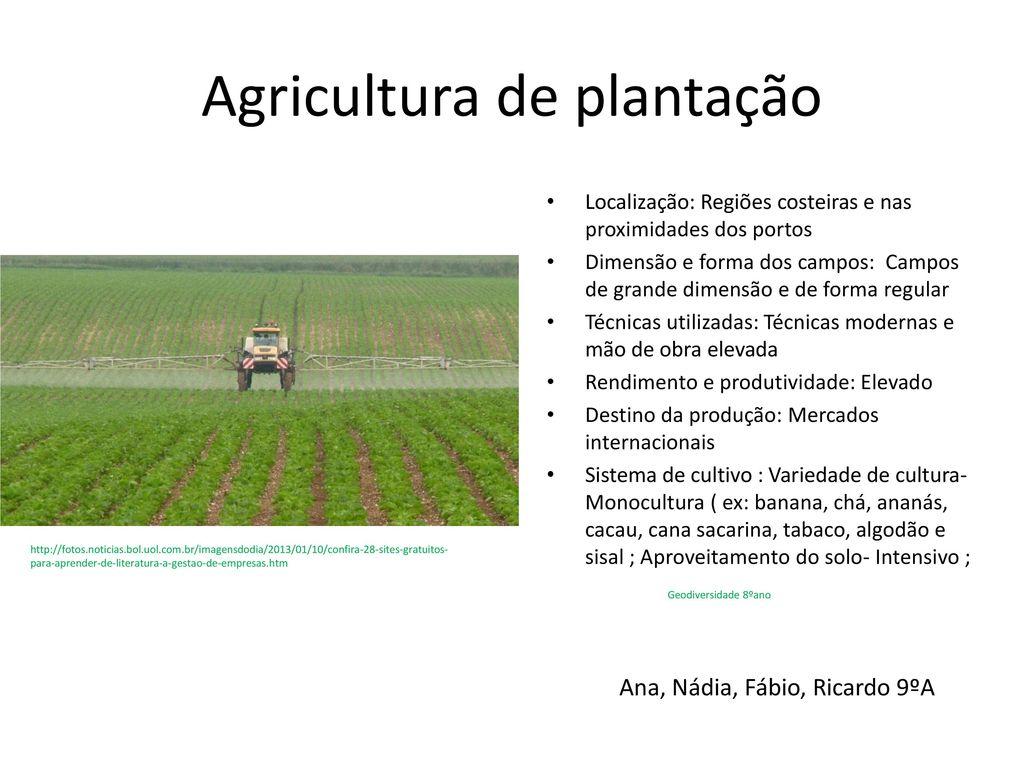 Ppt Carregar: Agricultura Itinerante Sobre Queimada