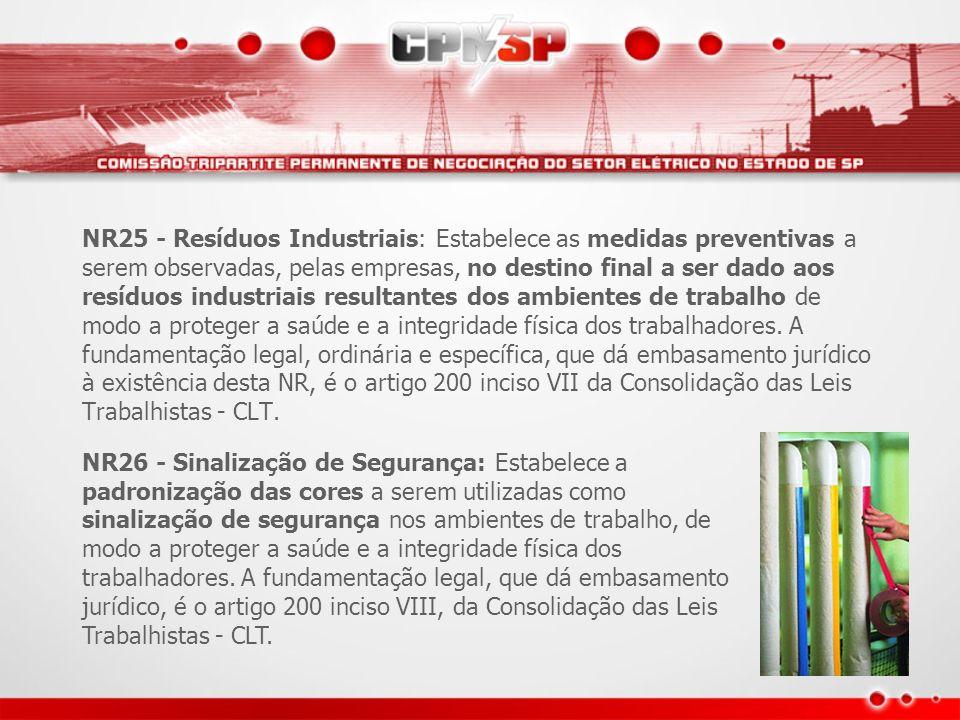 e1c7e07c6de4f Regulamentação do MINISTÉRIO DO TRABALHO E EMPREGO - ppt carregar