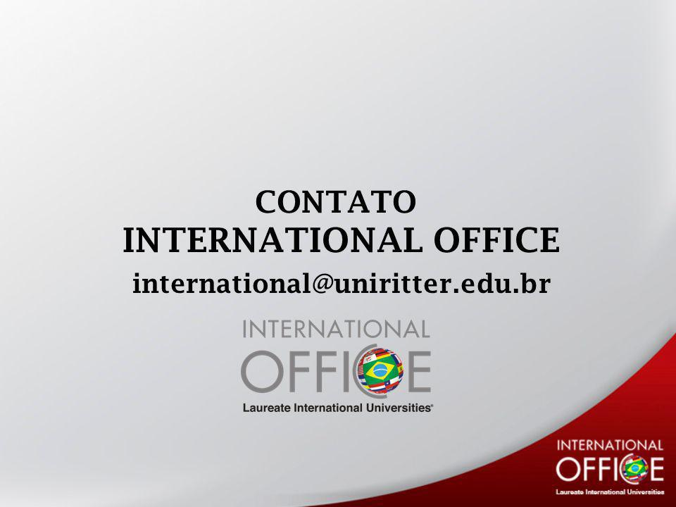 CONTATO INTERNATIONAL OFFICE