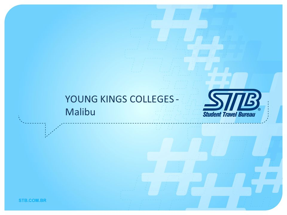 YOUNG KINGS COLLEGES - Malibu