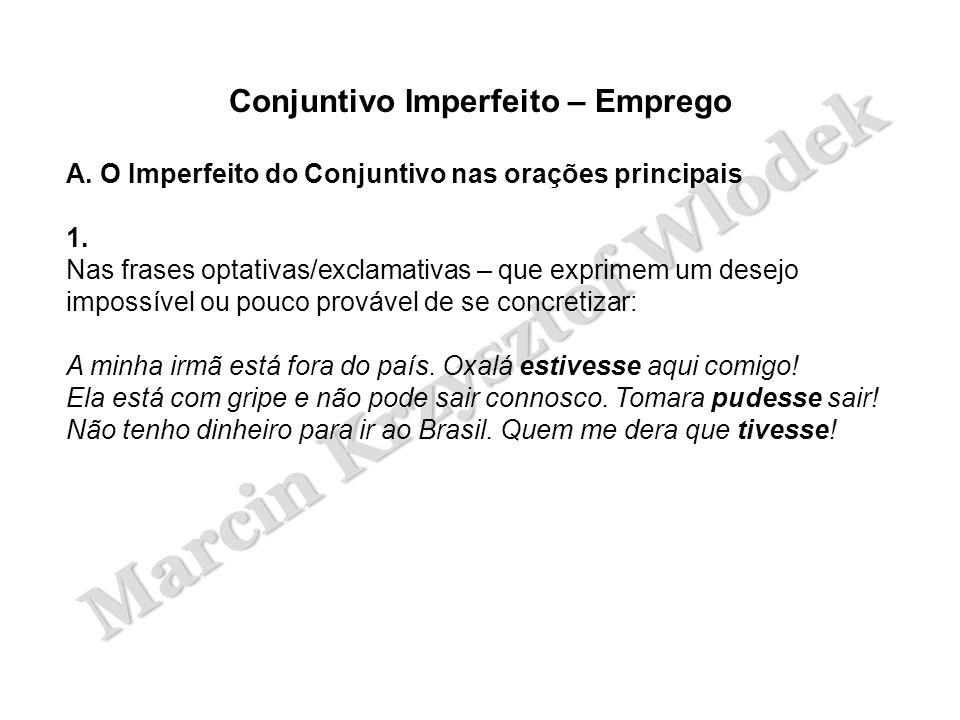 Imperfeito Do Conjuntivo Ppt Carregar