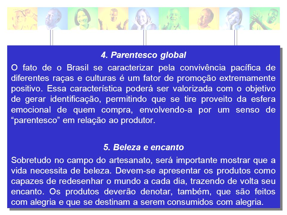 4. Parentesco global
