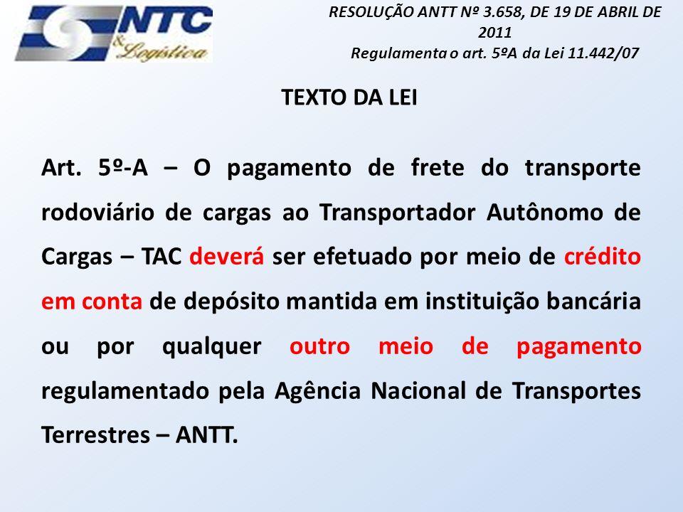 f9badc06e8 O FIM DA CARTA FRETE E OUTROS MEIOS DE PAGAMENTO ELETRÔNICO DE FRETE ...