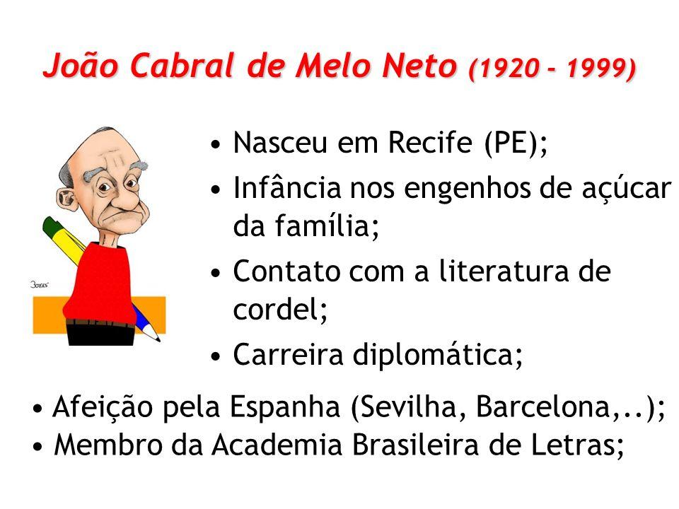 João Cabral De Melo Neto Ppt Carregar