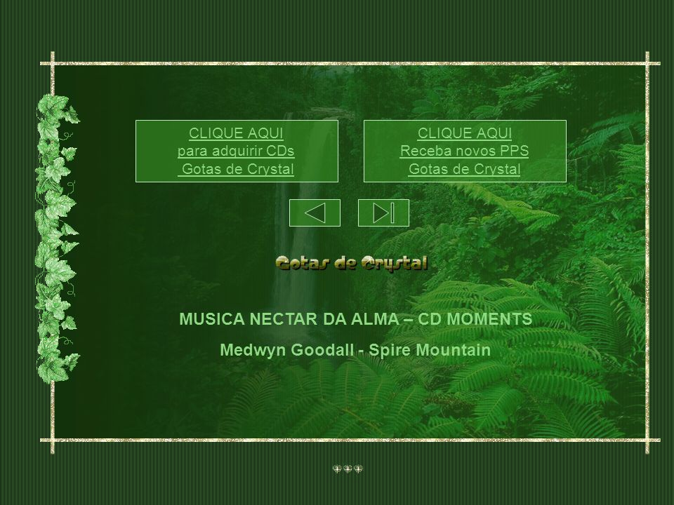MUSICA NECTAR DA ALMA – CD MOMENTS Medwyn Goodall - Spire Mountain