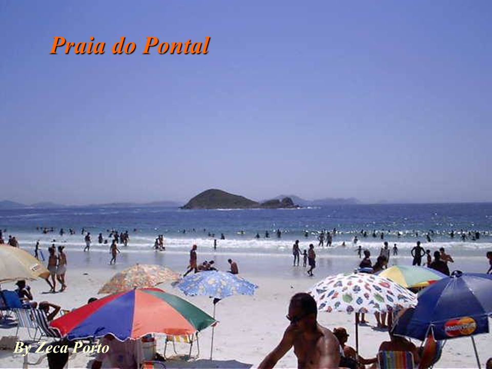 Praia do Pontal By Zeca Porto