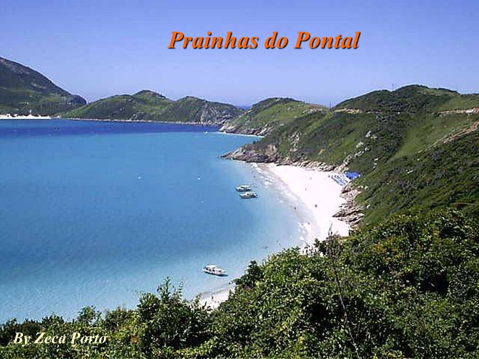 Prainhas do Pontal By Zeca Porto