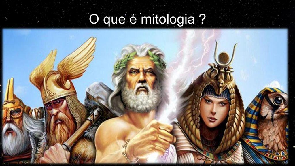 Resultado de imagem para o que é mitologia?