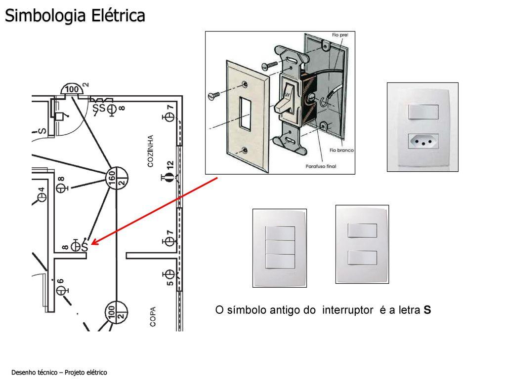 Desenho T Cnico Projeto El Trico Ppt Carregar