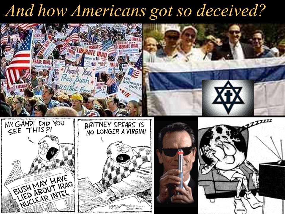 And how Americans got so deceived