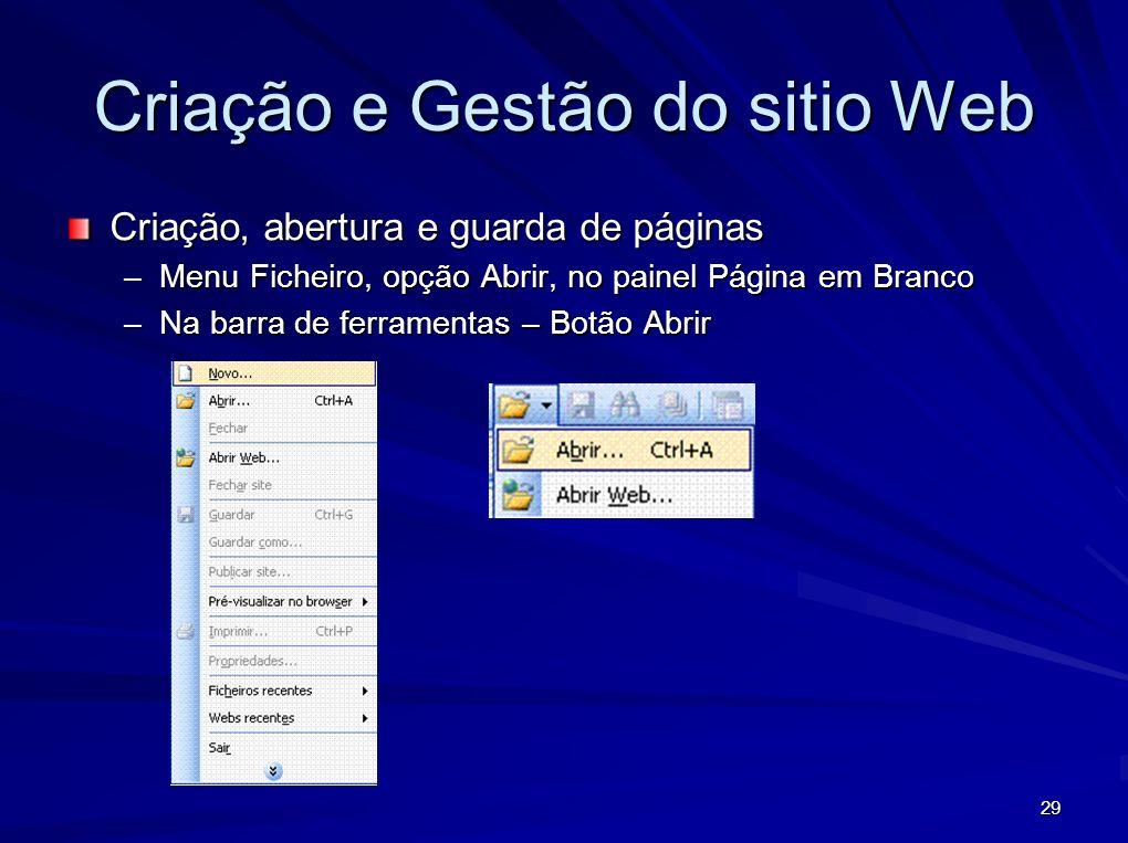 59373afa4 Técnicas de Implementação de páginas web Criação de Páginas Web ...