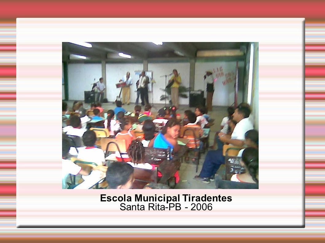 Escola Municipal Tiradentes