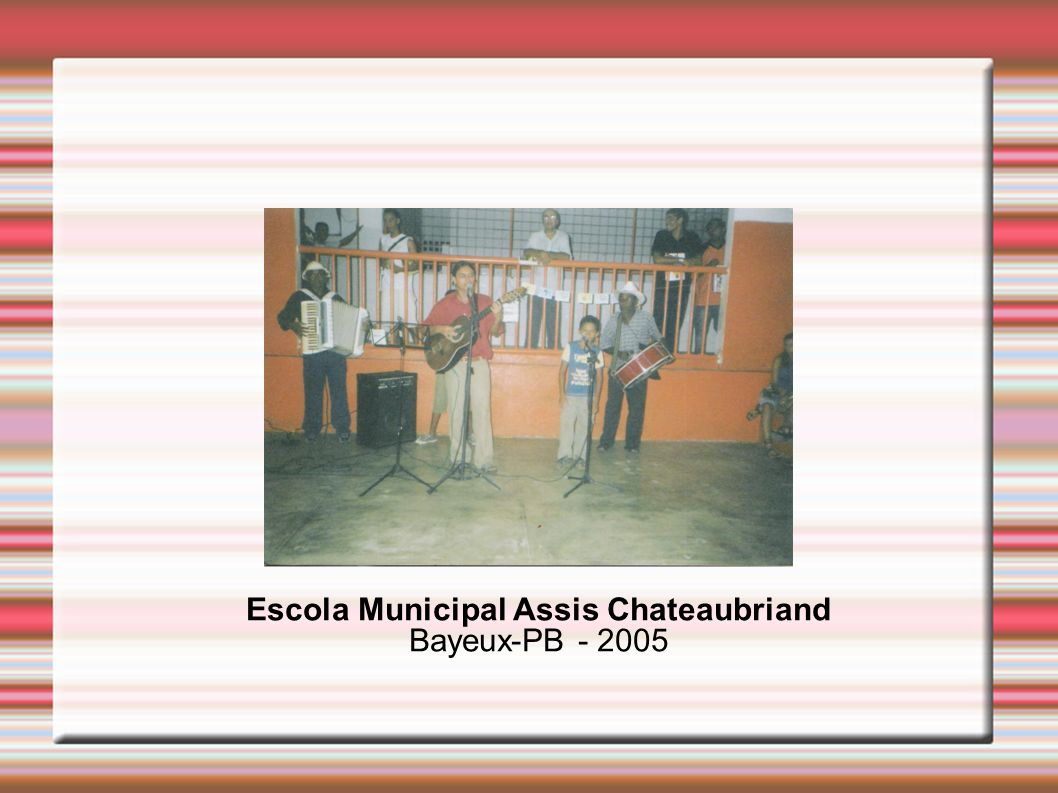 Escola Municipal Assis Chateaubriand