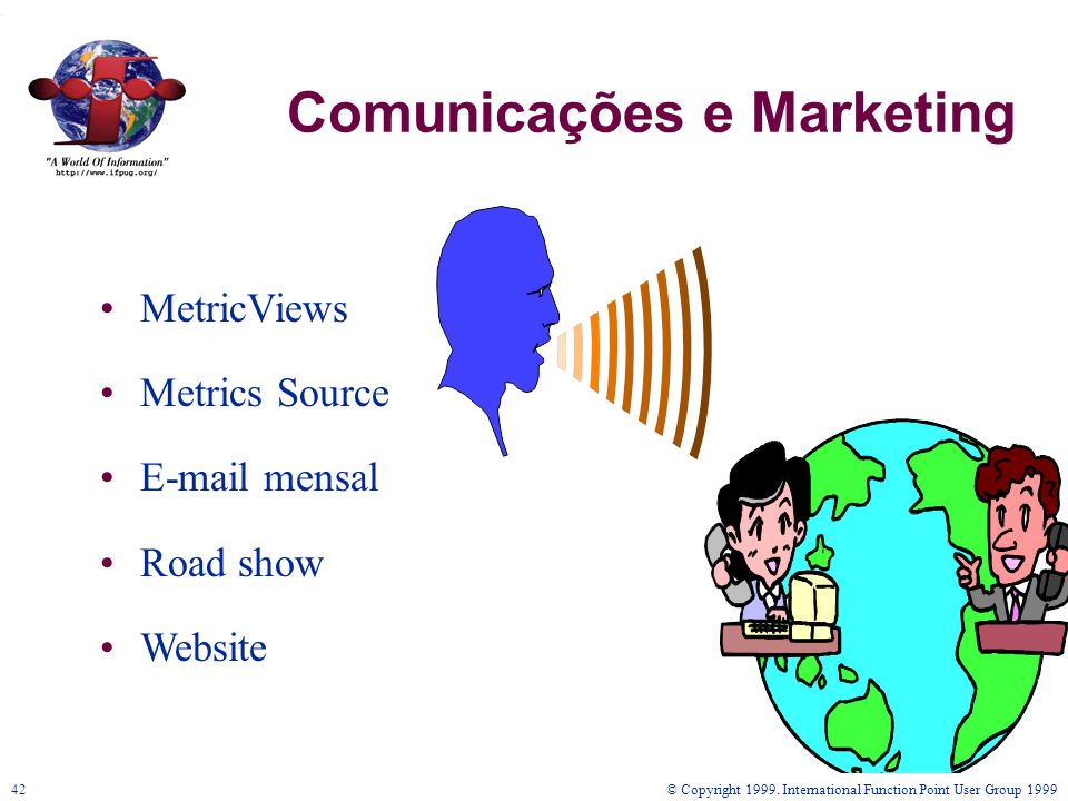 Comunicações e Marketing