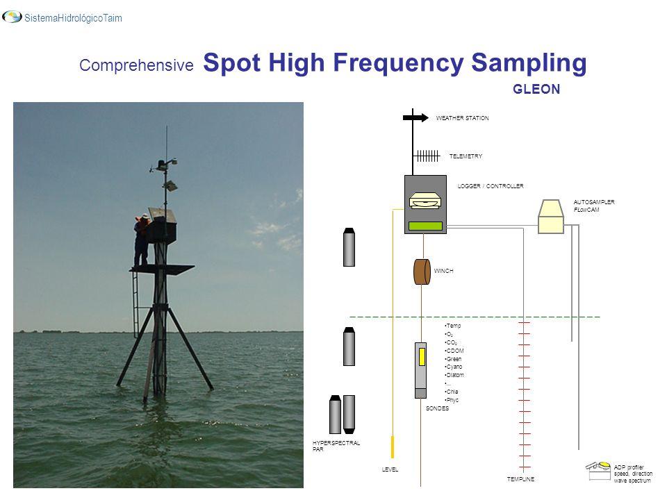 Comprehensive Spot High Frequency Sampling