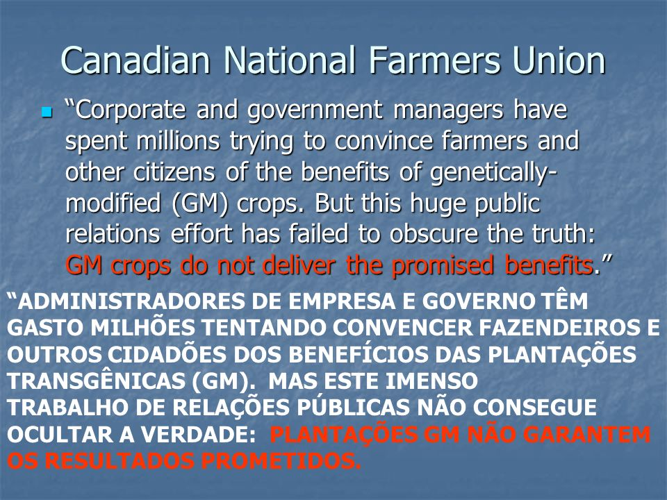 Canadian National Farmers Union