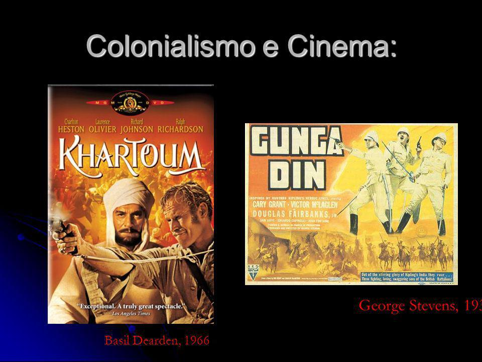 Colonialismo e Cinema:
