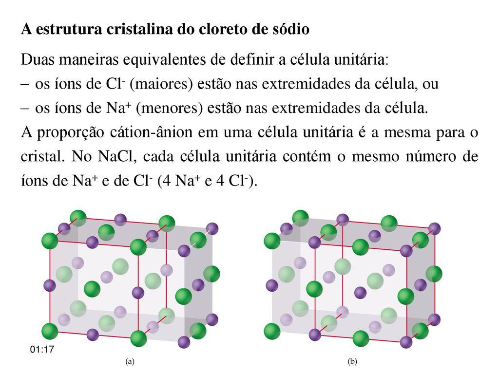 Sólidos Os Sólidos Podem Ser Classificados Em Duas