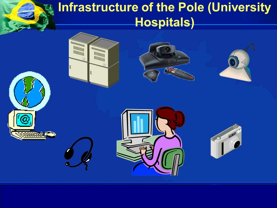 Infrastructure of the Pole (University Hospitals)