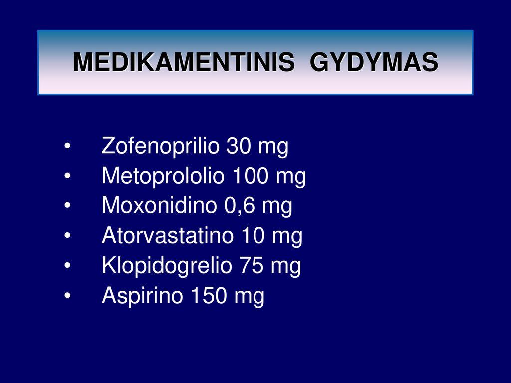 Naujos dislipidemijos gydymo galimybės Lietuvoje 2016 metais