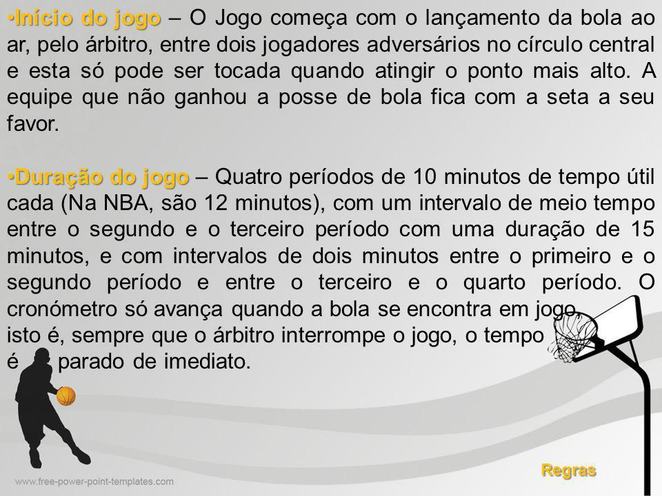 0a10104dc0ef0 Basquetebol Fundamentos Regras. - ppt video online carregar