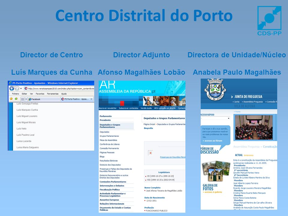 Centro Distrital do Porto