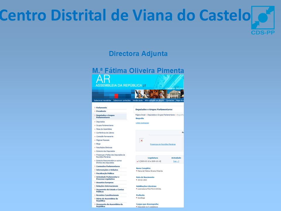 Centro Distrital de Viana do Castelo