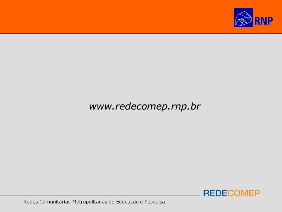 www.redecomep.rnp.br