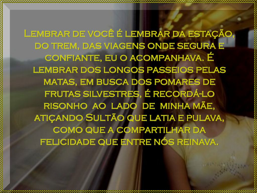 Pai Fátima Irene Pinto (Homenagem ao meu pai)  - ppt carregar