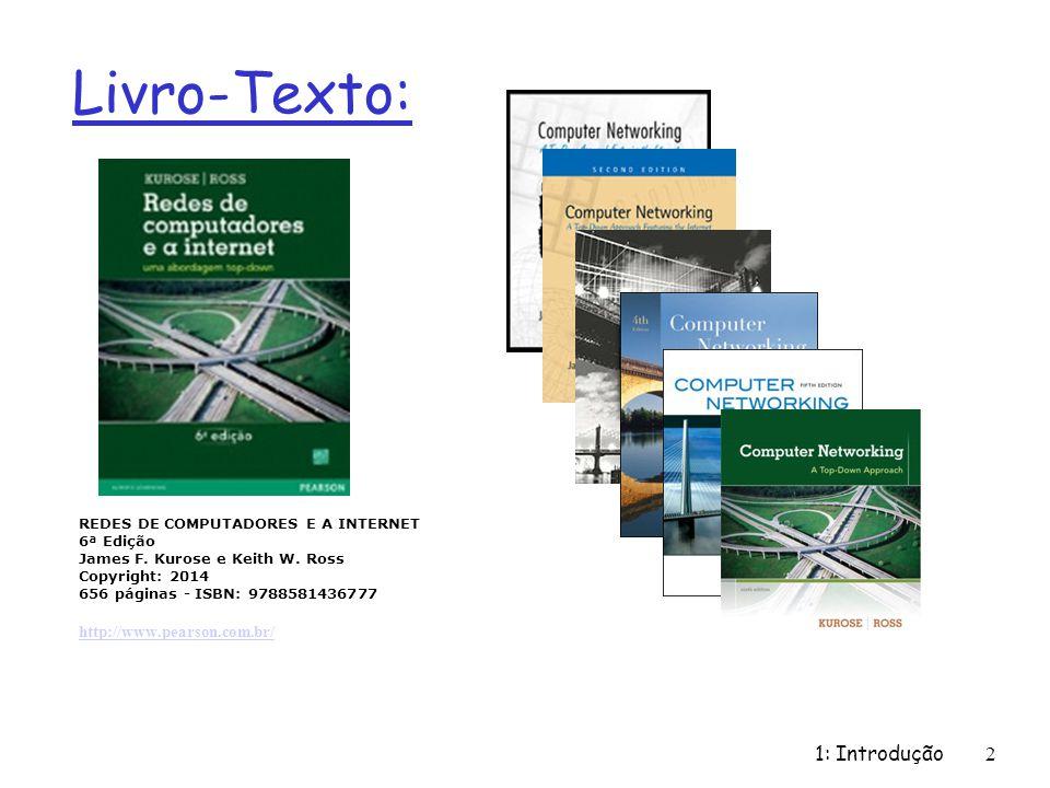 Redes de computadores e a internet ppt carregar 2 livro texto fandeluxe Gallery