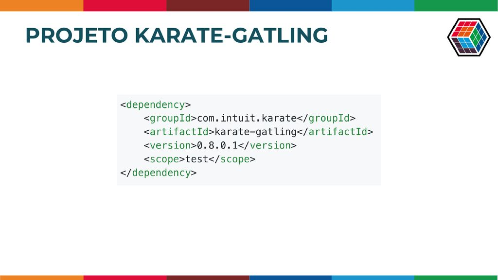 Karate Gatling Tutorial