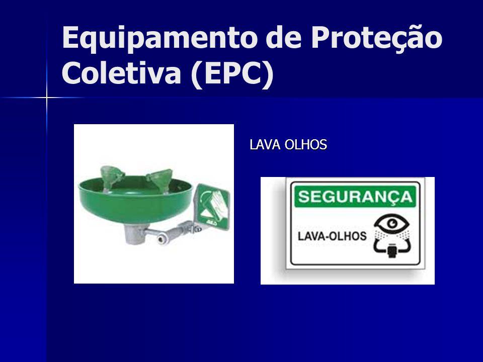 2e0257178f23b Equipamento de Proteção Coletiva (EPC)