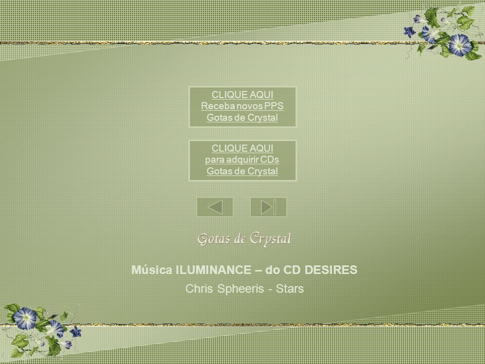 Música ILUMINANCE – do CD DESIRES
