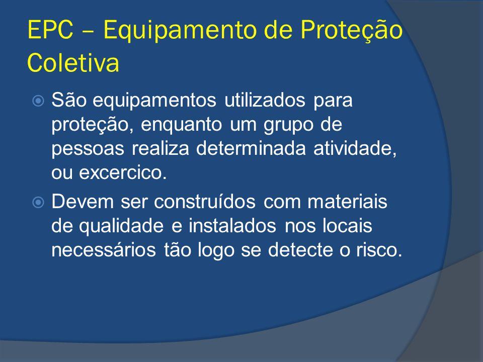99f04b9ecdaec EQUIPAMENTO DE PROTEÇÃO COLETIVA– EPc - ppt video online carregar