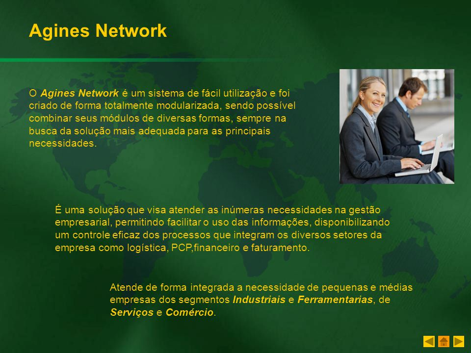 Agines Network