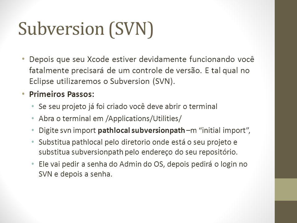 Apresentação CGII Programando para iOS no Xcode com SDK ppt carregar f2d6685a8302e