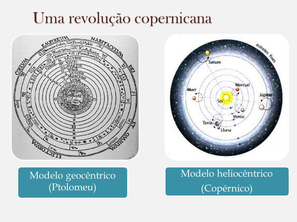 Resultado de imagem para Revolução Copernicana