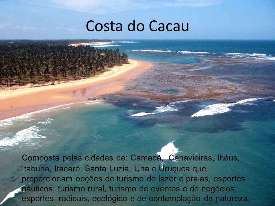 Costa do Cacau